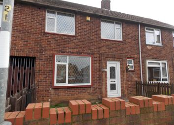 Thumbnail 3 bed terraced house to rent in Carnforth Crescent, Grimsby