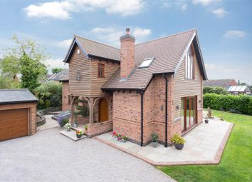 Thumbnail 4 bedroom detached house for sale in Main Street, Leire, Lutterworth