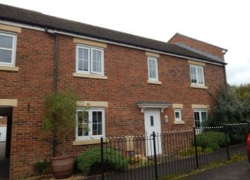 Thumbnail 3 bed terraced house to rent in Silure View, Burrium Gate, Usk