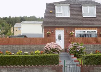Thumbnail 3 bed terraced house for sale in Lawrence Avenue, Abertillery