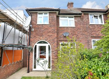 Thumbnail 3 bed semi-detached house for sale in St Dunstans Road, Hanwell