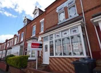 Thumbnail 4 bedroom terraced house for sale in Grove Road, Sparkhill, Birmingham, West Midlands