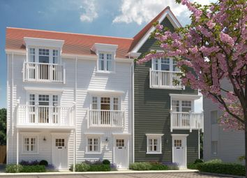 Thumbnail 4 bed town house for sale in Champlain Street, Reading