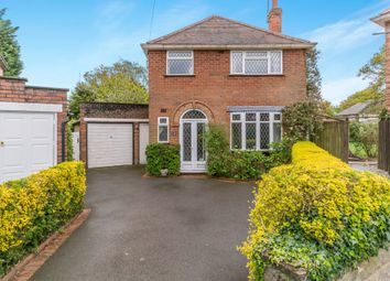 Thumbnail 3 bed detached house for sale in Charlecote Croft, Shirley, Solihull