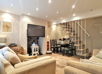 Thumbnail 2 bed terraced house for sale in Simmondley, Glossop