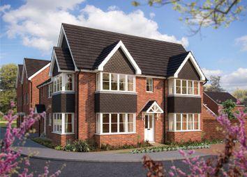 Thumbnail 3 bed end terrace house for sale in Hatchwood Mill, Winnersh, Wokingham, Berkshire