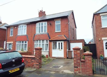 Thumbnail 3 bed property for sale in Brighton Grove, North Shields