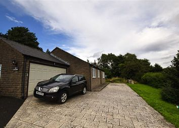 Thumbnail 3 bed detached bungalow for sale in Manchester Road, Mossley, Ashton-Under-Lyne