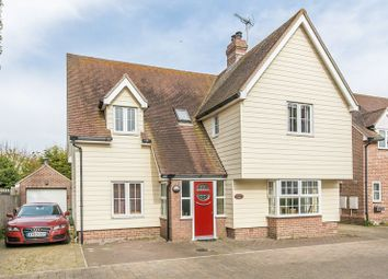 Thumbnail 4 bed detached house for sale in Goodwyns Mews, Birch Avenue, Great Bentley, Colchester