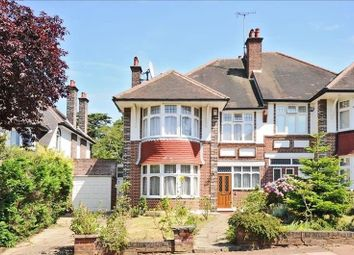 4 bed semi-detached house for sale in Beech Drive, London N2