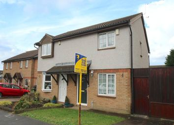 Thumbnail 2 bed semi-detached house for sale in Riversdale, Northfleet, Kent