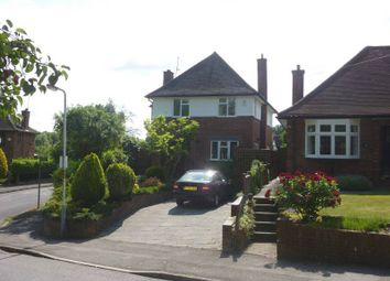Thumbnail 3 bed detached house to rent in Cheney Street, Eastcote, Pinner