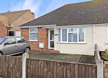 Thumbnail 2 bedroom semi-detached bungalow for sale in Poplar Drive, Herne Bay, Kent