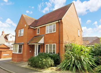 Thumbnail 4 bed detached house for sale in Shelley Avenue, Tiptree, Colchester