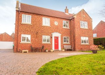 Thumbnail 5 bed detached house for sale in Mill Lane, Acaster Malbis, York