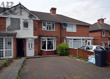 Thumbnail 3 bed terraced house for sale in Barnet Road, Erdington, Birmingham