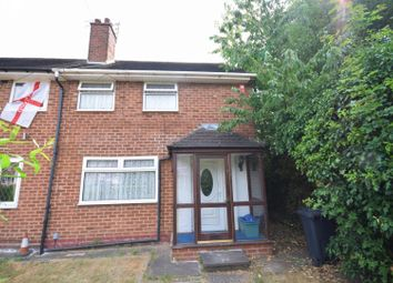 Thumbnail 2 bed end terrace house for sale in Budbrooke Grove, Birmingham