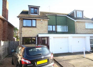 Thumbnail 4 bed semi-detached house for sale in Queenswood Road, Bridgwater