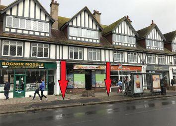 Thumbnail Retail premises to let in Aldwick Road, Bognor Regis, West Sussex