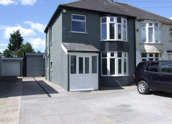 Thumbnail 3 bed semi-detached house for sale in 14 Pinewood Terrace, Baglan, Port Talbot