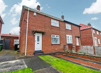 Thumbnail 2 bed semi-detached house for sale in Haweswater Crescent, Newbiggin-By-The-Sea