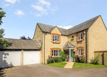 Thumbnail 4 bed detached house for sale in Eaton Close, Faringdon, Oxfordshire