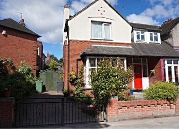 Thumbnail 3 bedroom semi-detached house for sale in Crawshaw Gardens, Pudsey