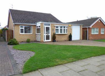 Thumbnail 3 bed detached bungalow for sale in Doddington Drive, Sandbach