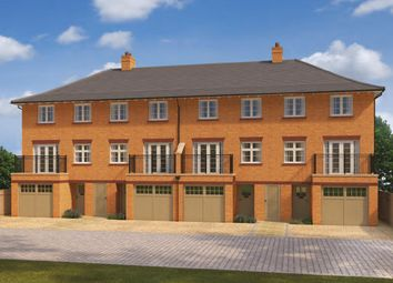 "Thumbnail 4 bed terraced house for sale in ""Kensington"" at Chester Road, Woodford, Stockport"