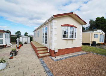 Thumbnail 1 bed bungalow for sale in Lyndhurst Estate, Sea Lane, Ingoldmells, Skegness