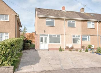 Thumbnail 2 bed end terrace house for sale in Heathwood Road, West Cross, Swansea