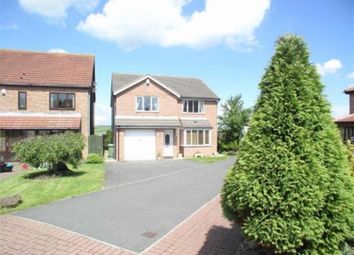 Thumbnail 5 bed detached house for sale in Church Park, Wheatley Hill, Durham
