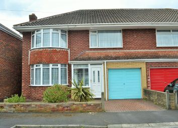 Thumbnail 4 bed semi-detached house for sale in Hawkshead Close, Maghull, Liverpool