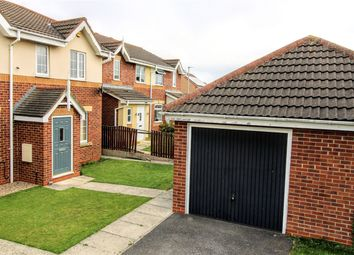 Thumbnail 2 bed end terrace house for sale in Bloomsbury Gardens, Scartho Top, Grimsby
