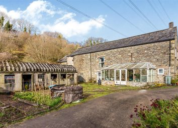 Thumbnail 3 bedroom detached house for sale in Coombe Barton Cottage, Bickleigh, Plymouth
