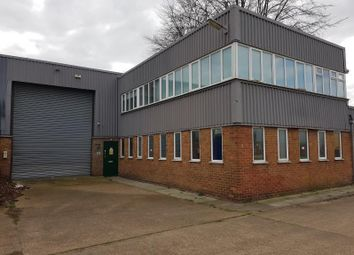 Thumbnail Industrial to let in Unit 7, Craftsman Square, Temple Farm Business Park, Southend-On-Sea