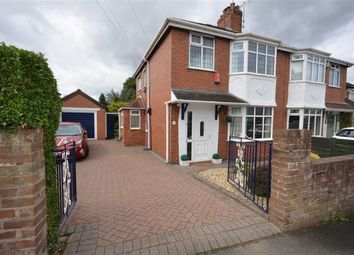 Thumbnail 3 bed semi-detached house for sale in Brinsley Avenue, Trentham, Stoke-On-Trent