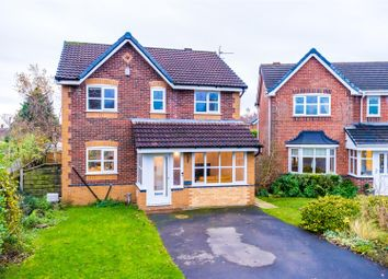 Thumbnail 4 bed detached house for sale in Kittiwake Close, Tyldesley, Manchester