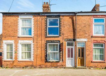 Thumbnail 2 bedroom terraced house for sale in Folkestone Street, Hull