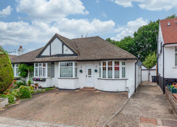 Longfield Avenue, Mill Hill, London NW7. 3 bed semi-detached house