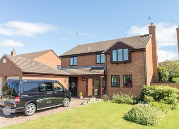 Thumbnail 4 bed detached house for sale in Moorings Close, Parkgate, Neston, Cheshire
