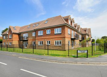 Thumbnail 2 bed flat to rent in Woodlands Avenue, Rustington, Littlehampton
