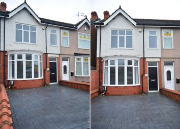Thumbnail 3 bed property to rent in Mere Road, Blackpool
