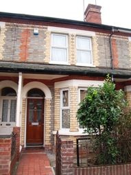 Thumbnail 4 bedroom terraced house to rent in Four Double Bedroom House, Radstock Road, Reading RG1, Reading,