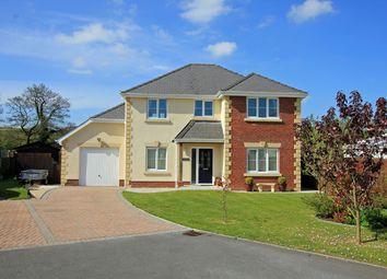 Thumbnail 4 bed detached house for sale in Nant Yr Ynys, Llanpumsaint, Carmarthen, Carmarthenshire
