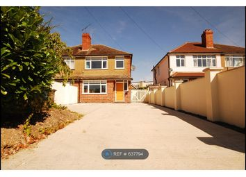 Thumbnail 3 bed semi-detached house to rent in St. Leonards Road, Windsor