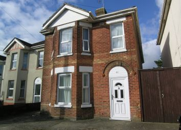 Thumbnail 4 bed property to rent in Bennett Road, Bournemouth