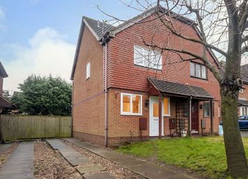 Thumbnail 2 bedroom semi-detached house for sale in Evans Road, Old Basford, Nottingham