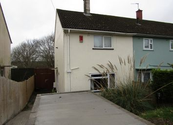 Thumbnail 2 bed end terrace house for sale in Dutton Road, Stockwood, Bristol