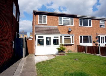 Thumbnail 3 bed semi-detached house for sale in Shirley Walk, Tamworth